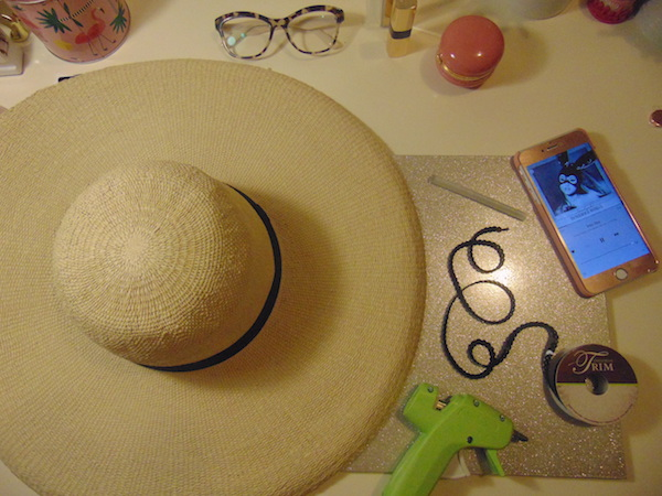 DIY Eugenia Kim Inspired Hat_19