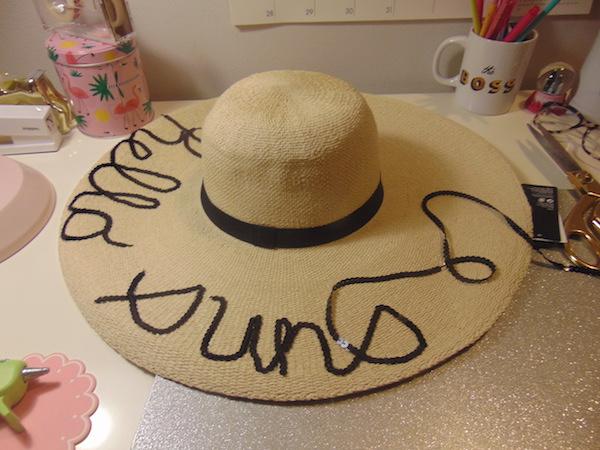 DIY Eugenia Kim Inspired Hat_8