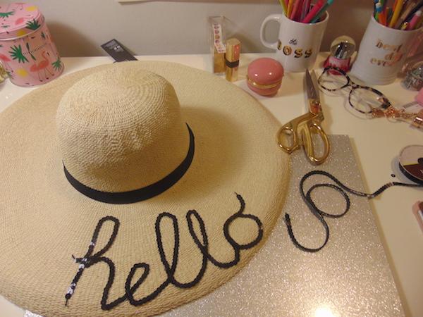 DIY Eugenia Kim Inspired Hat_9